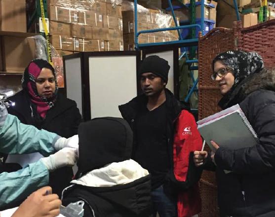 "ASPIRE Dental Services Program Muslim Food Bank & Community Services (""MFBCS"")"