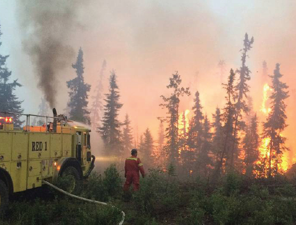 Charities increase efforts as Wildfires rages across British Columbia