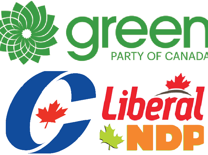 an overview of the four political parties of canada In contrast with the political party systems of many nations, canadian political parties at the federal level are often only loosely connected with parties at the provincial level, despite having similar names.