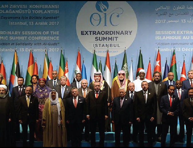 OIC declares East Jerusalem Palestine's capital, calls for US to bow out