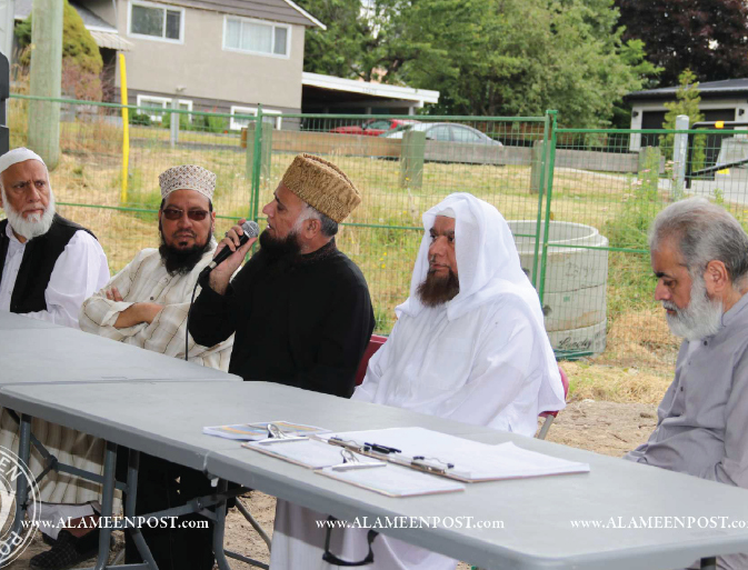 Masjid Auliya Raises $102,000 on Saturday June 29th on their Ground breaking and fundriasing dinner