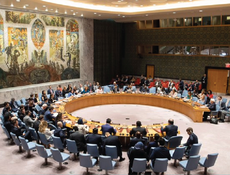 UN Security Council discusses Kashmir, China urges India and Pakistan to ease tensions