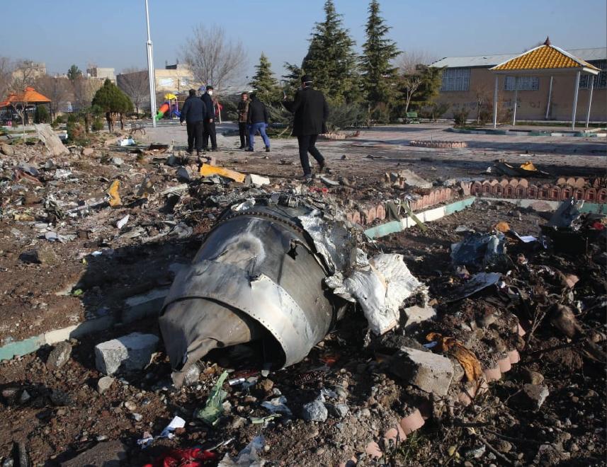Canada 'Shocked And Saddened' After Jet Crash Kills 63 Canadians
