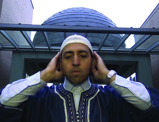Adhan – A public Call to prayer  at various Mosques in BC