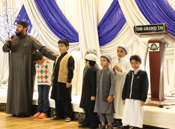 Abu Bakr Islamic Centre fundraising dinner