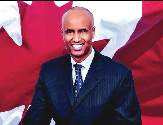 MP Ahmed Hussen becomes first Somali-Canadian Minister