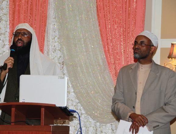 Al-Iman Islamic Centre organized a very successful fundraising dinner on Saturday March 21, 2015.