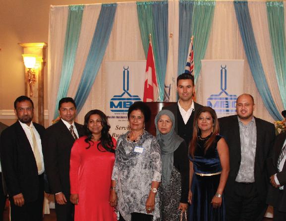 Muslim business group raises $30K for Royal Columbian critical care