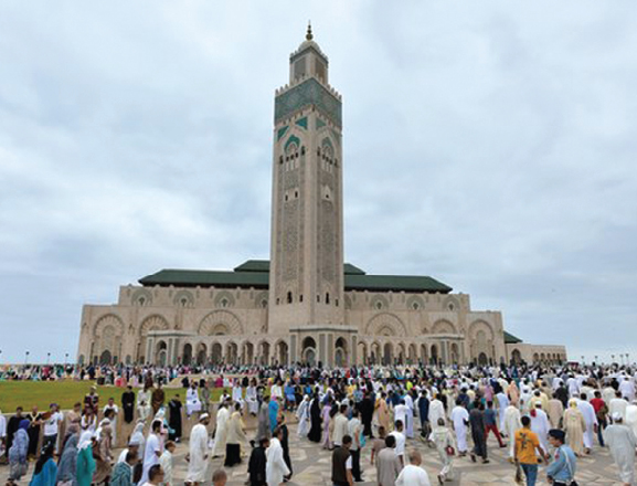 Morocco to give 600 mosques a green makeover