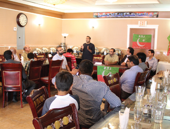 Local PTI AND PAT chapters joins forces