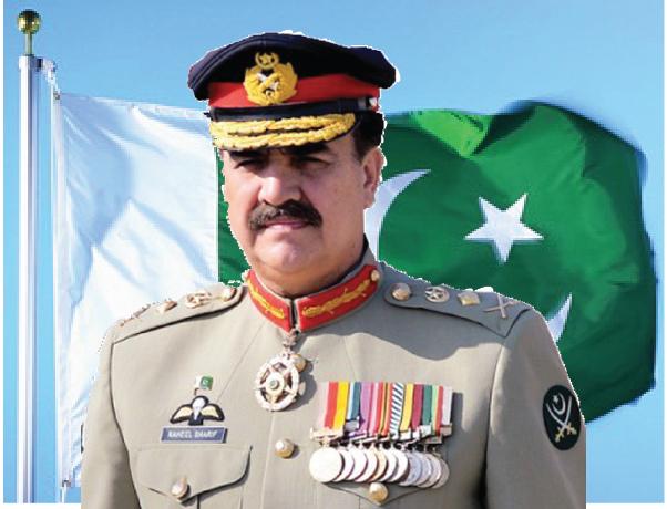 Gen. Raheel Sharif will be missed