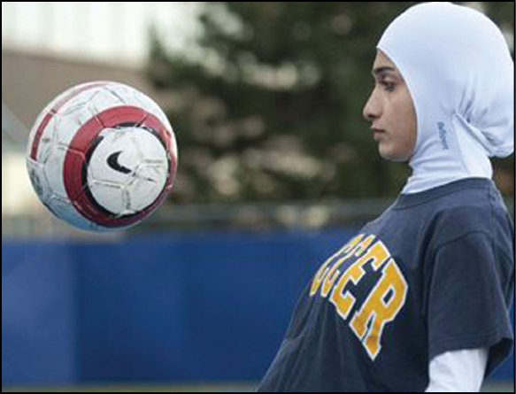 Levelling the playing field for Muslim girls