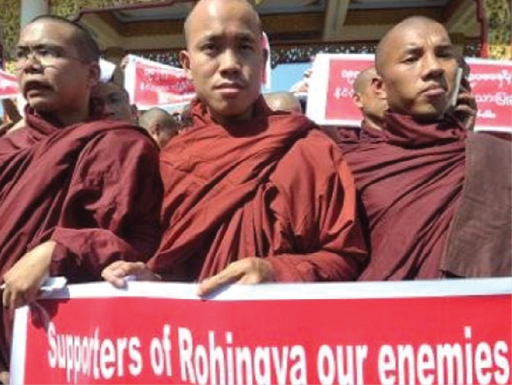 Myanmar Muslims hope UN envoy's visit will bring change
