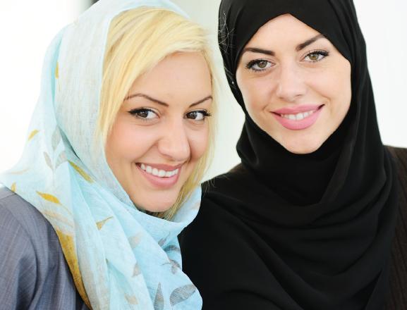 The Virtues of Muslim Women