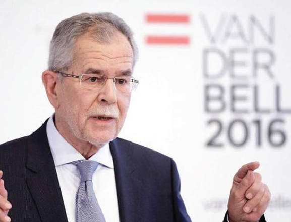 Austrian President calls on all women to wear hijab in solidarity with Muslims against Islamophobia