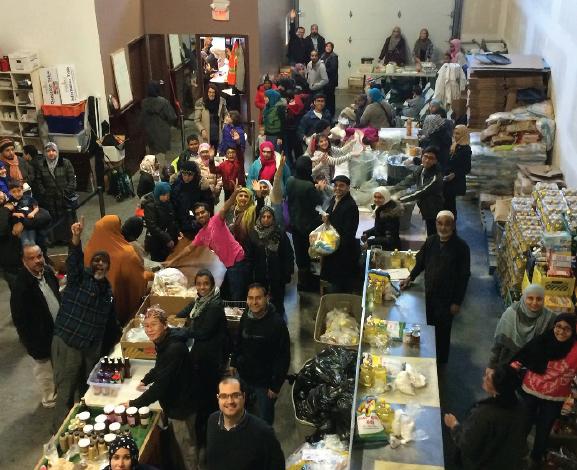 Muslim Food Bank Success Stories