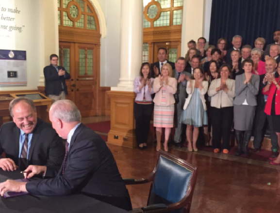 B.C. New Democrat and B.C. Green caucuses ratify historic agreement