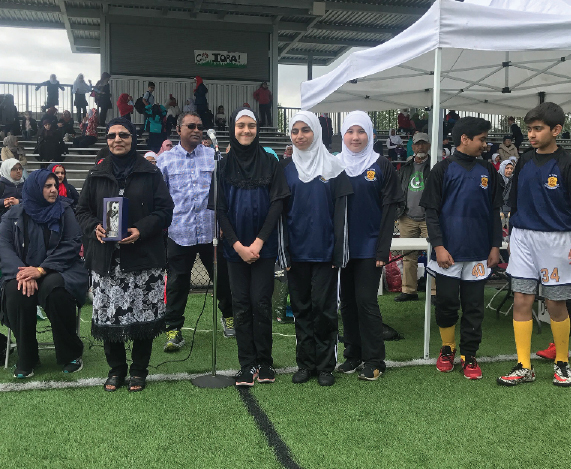 BC Muslim Schools Intra Soccer Tournament @ Newton Athletic Park on Wed May 17, 2017