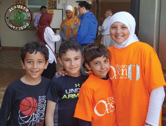 Doors Open Event at Richmond Masjid