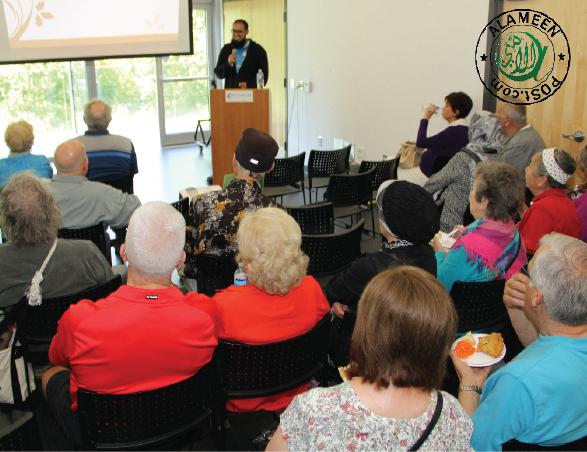 White Rock Muslim Association hosts Meet your Muslim neighbours