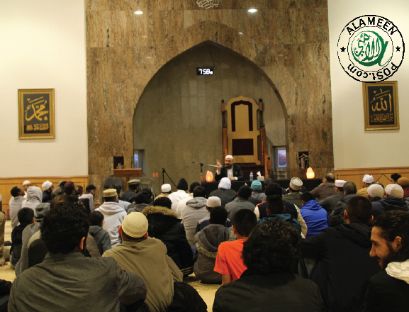 8th annual Sprit of Islam Seminar