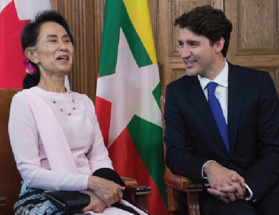 Canadian Government Complacent in Rohingya Genocide