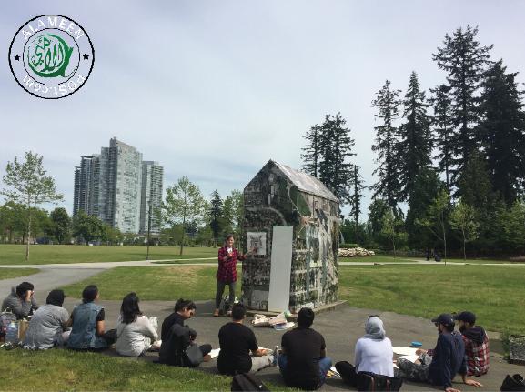 Empowering Muslim Youth Through Digital Storytelling