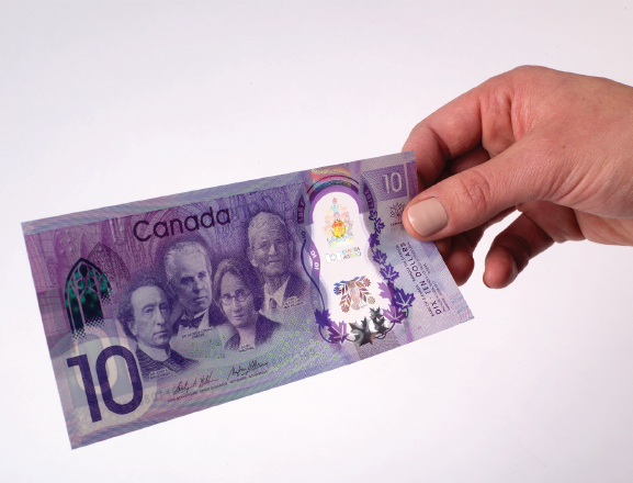 Canada is Turning 150: Celebrate with a Trip to a Bank Near You