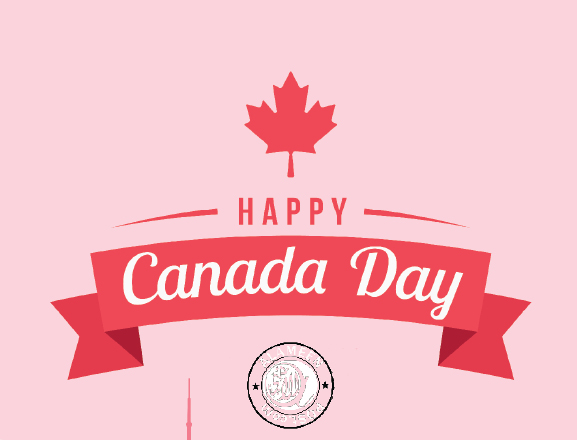 Happy 150th Canada Day