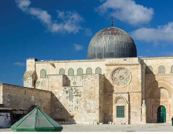 Why Palestine will be foremost in Islamic thought