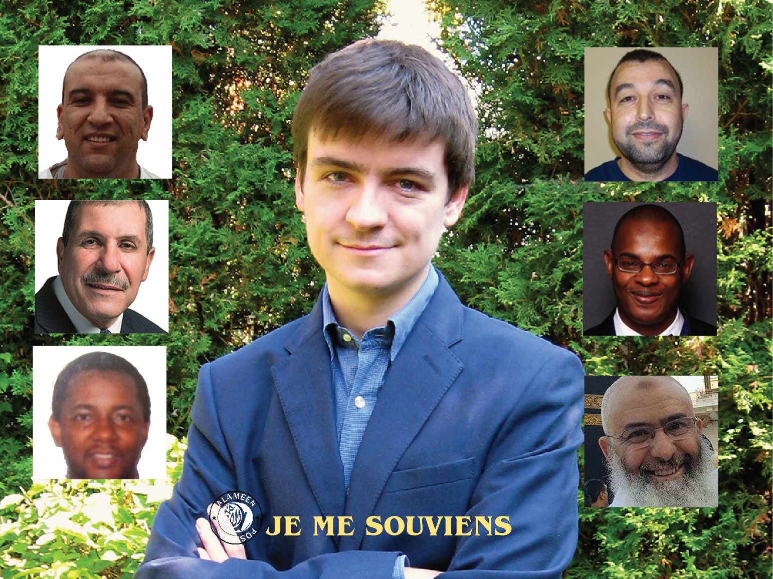 """NCCM: Decision not to charge Quebec mosque shooter with terrorism """"deeply concerning"""""""