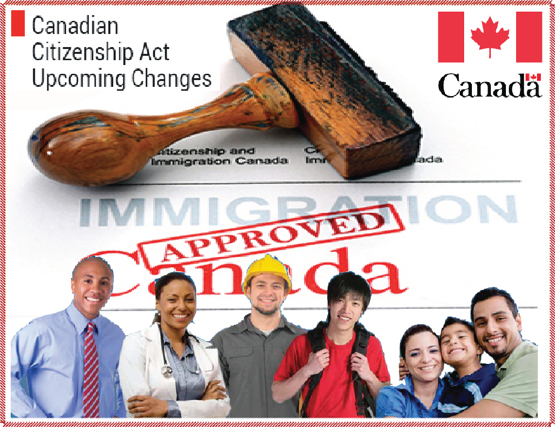 Government of Canada implements new legislative changes to the Citizenship Act