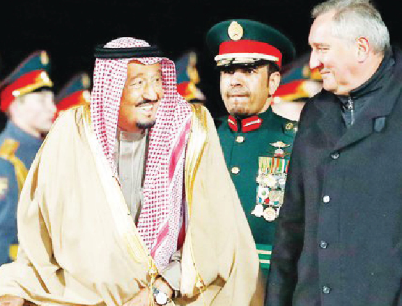 A turning point in Saudi-Russian relations
