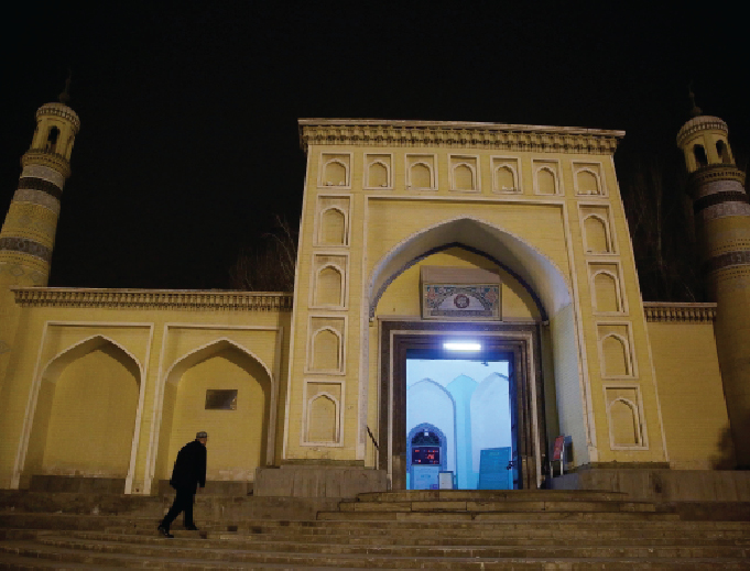 China: Police move to seize Qurans from Xinjiang's Muslims