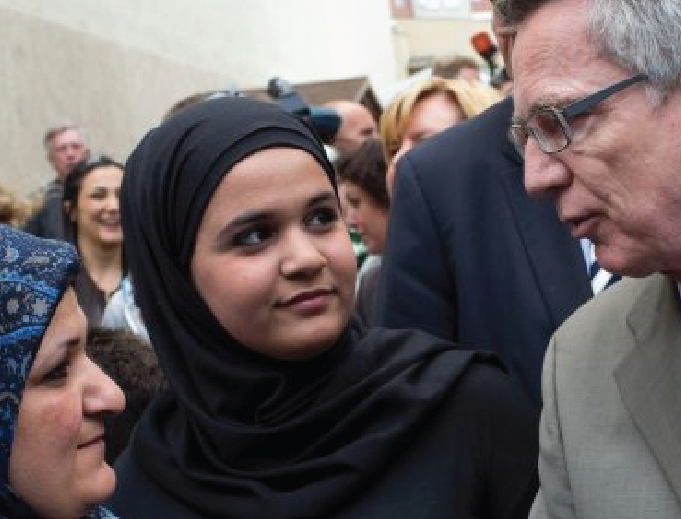 Germany: Minister provokes outrage by suggesting Muslim holiday