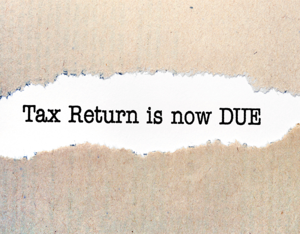 When is your tax return due?