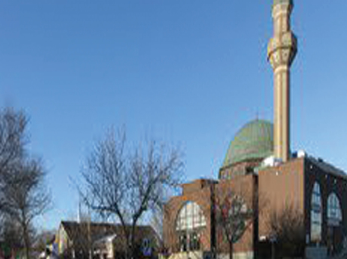 Federal funding helps increase security at Muslim places of worship