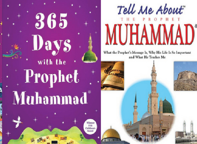 8 Books to Teach your Kids about the Prophet Muhammad (SAW)