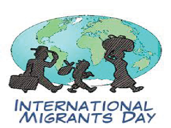 Statement for International Migrants Day 2017