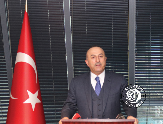 H.E. Mevlüt ÇAVUSOGLU, Minister of Foreign  Affairs of the Republic of Turkey Visits Vancouver