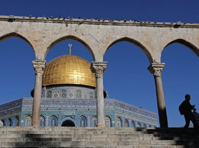 Israeli politician suggests Saudi Arabia take responsibility of Jerusalem holy sites
