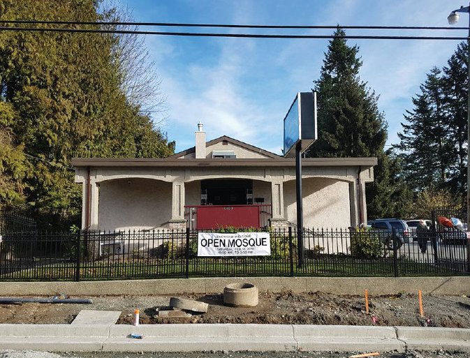 Abbotsford Islamic Center Opens House