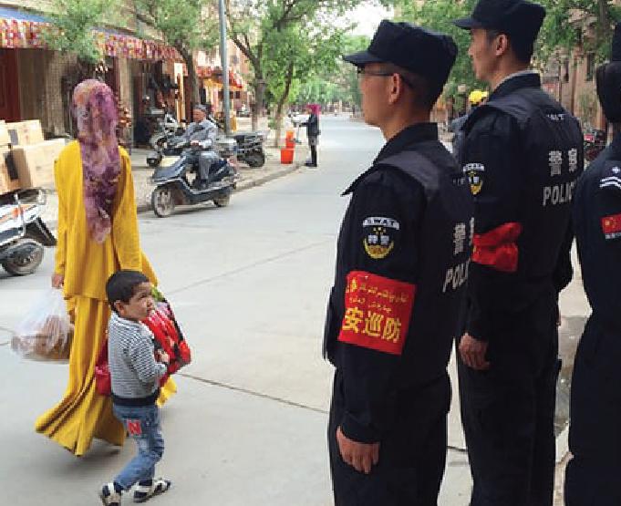 120,000 Muslim Uighurs held in Chinese 're-education camps' — report