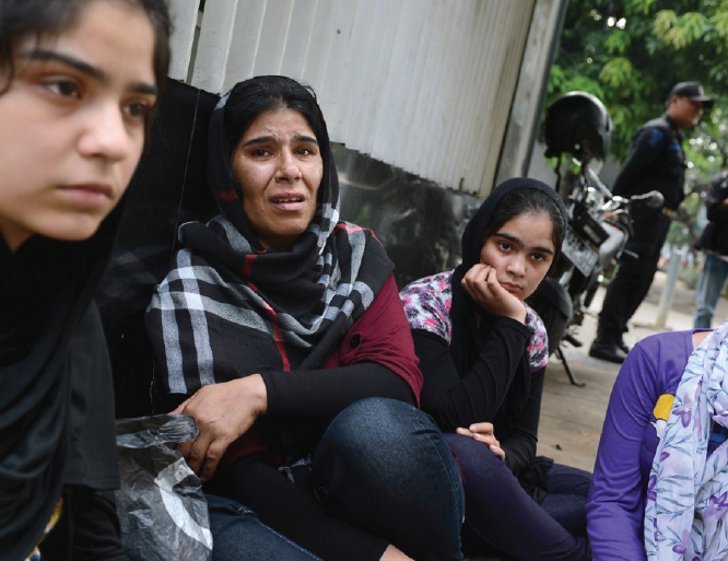Canada to bring in another 1,000 vulnerable women refugees