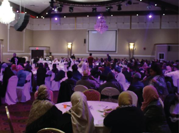 9th Annual Muslim Food Bank Fundraising Dinner