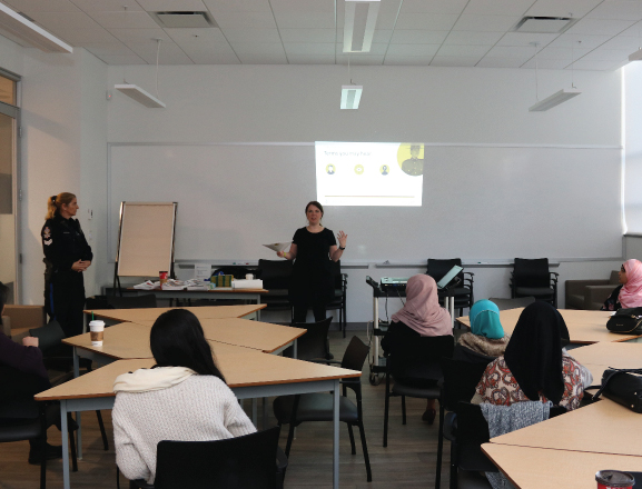 Muslim Women's Safety and Security Meeting