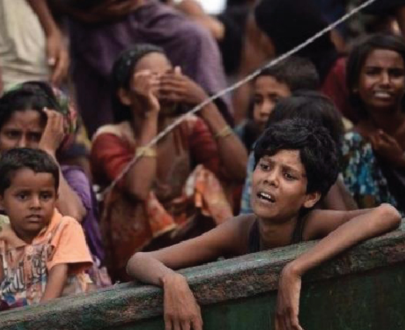 UN Suspects 'Acts of Genocide' Against Rohingya in Myanmar