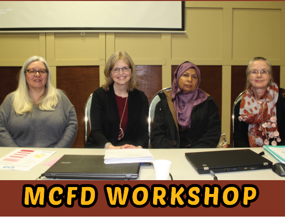 The Lower Mainland MCFD (Ministry of Children and Family Development) Muslim Advisory Committee