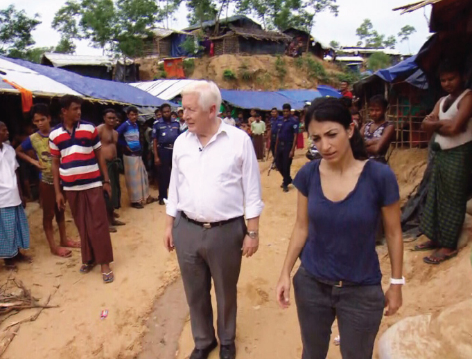 Bob Rae says Canada should take leadership role in Rohingya crisis