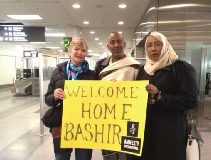 NCCM Welcomes Repatriation of Canadian Citizen Bashir Makhtal